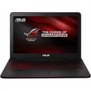Laptop gaming Asus G771JW-T7004T 17.3 inch FHD Intel Core i7-4720HQ 3.60 GHz 8GB DDR3 1600MHz 1TB HDD+128GB SSD GeForce GTX 960M 2GB GDDR5 Win10 Home Black