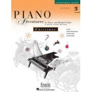 Piano Adventures, Level 2B, Christmas Book by Nancy Faber