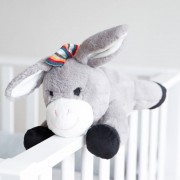 Hartslag Knuffel Ezel - Heartbeat DON The Donkey