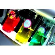 Barboteurs en plastique transparents pour fontaine à oxygène Inoui