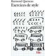 Exercices De Style by Queneau