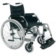 sedia a rotelle / carrozzina eclips+ leggera - resistente al crash tes