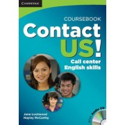 Contact US! Coursebook with Audio CD by Jane Lockwood