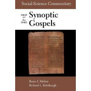 Social-Scientific Commentary on the Synoptic Gospels by STD Bruce J. Malina