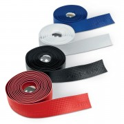 ITM Carbon Look Bar Tape - Red