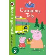 Peppa Pig: Camping Trip - Read it Yourself with Ladybird: Level 2 by Ladybird
