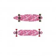 Longboardsticker Camo Pink