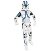 Star Wars Childs Clone Trooper Costume Small (4 - 6)