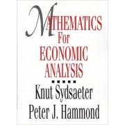 Mathematics for Economic Analysis by Knut Sydsaeter