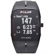 Polar M400 HR black 2017 Fitness Armb