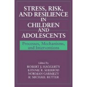 Stress, Risk, and Resilience in Children and Adolescents by Robert J. Haggerty