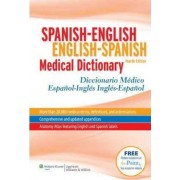 Spanish-English English-Spanish Medical Dictionary by Onyria Herrera McElroy