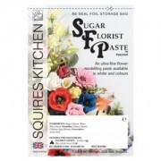 Squires Kitchen Sugar Floral Florist Paste SFP Mint Xmas Green Flowers 100G