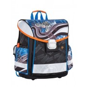 Bagmaster LIM 7 C BLACK/BLUE/GREY iskolatáska