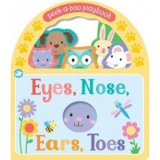 Little Learners Eyes, Nose, Ears, Toes by Parragon Editors