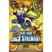 Jack Stalwart: The Pursuit of the Ivory Poachers by Elizabeth Singer Hunt