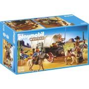 Playmobil Goudtransport met Overvallers - 5248