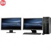 HP Elite 8300 Tower intel i5 500GB + Dual 2x 19'' Widescreen LCD
