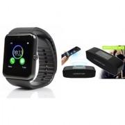 ZEMINI GT08 Smart Watch And Bluetooth Speaker (Hopestar H11 Speaker) for ASUS LIVE