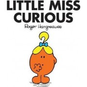 Little Miss Curious by Roger Hargreaves