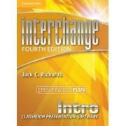 Interchange Intro Presentation Plus: Intro by Jack C. Richards