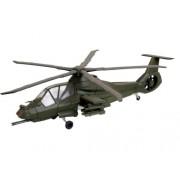 Revell RAH-66 Attack Helicopter 1:72 Assembly kit Rotorcraft - maquetas de aeronaves (1:72, Assembly kit, Rotorcraft, RAH-66 Attack, Military aircraft, De plástico)