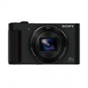 "Sony Cyber-Shot DSC-HX90V - Cámara compacta de 18 Mp (pantalla de 3"", zoom óptico 30x, sensor Exmor R, visor OLED, pantalla para selfies, GPS, Wi-fi/NFC), negro"