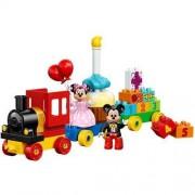 Lego Duplo 10597 Parada urodzinowa myszki Miki i Minnie - Gwarancja terminu lub 50 zł! BEZPŁATNY ODBIÓR: WROCŁAW!