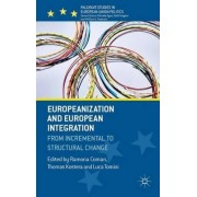 Europeanization and European Integration by Ramona Coman