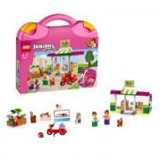 LEGO® JUNIORS - Supermarkt Koffer 10684