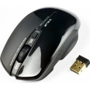 Mouse Laptop Wireless BlueWave E-Blue Smarte II Black 1750DPI 60