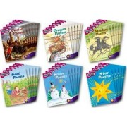 Oxford Reading Tree: Levels 10-11: Glow-Worms: Class Pack (36 Books, 6 of Each Book) by John Foster
