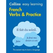 Easy Learning French Verbs and Practice by Collins Dictionaries