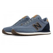 New Balance Men's 501 Ripple Sole Blue with Navy