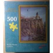 Wanda Mumm Lighthouse 500 Piece Puzzle