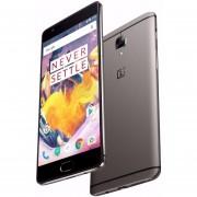 """Smartphone Oneplus 3T 6GB RAM 64GB ROM Pantalla 5.5 """" - Negro"""