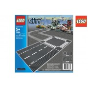 Ghegin Lego City Rettilineo E Incrocio 7280