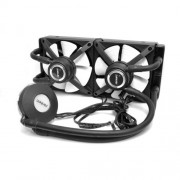 Antec Kuhler H2O 1250 Kit Watercooling per Intel/Amd, Nero