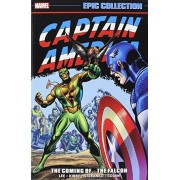 Stan Lee CAPTAIN AMERICA EPIC COLLECTION COMING OF FALCON (Epic Collection: Captain America)