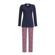 Ringella Donker blauwe dames pyjama van Ringella