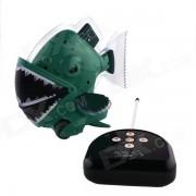 Control remoto inalambrico de 2 canales Piranha Juguete - Green (4 x AAA)