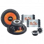 Set auto zvučnika 170mm 2x120W XPRO16S