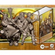 Guild Ball - Brewer's Guild - Starter Set (Tapper Hooper Friday) by Steamforged Games