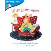 When I Feel Angry by Cornelia Maude Spelman