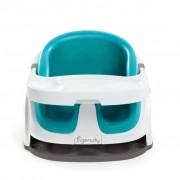 Ingenuity Rialzo Sedia Bambini 2-in-1 Baby Base Blu Pavone K10865