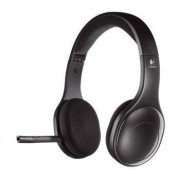 Casti Logitech Over-Head H800 Wireless Black