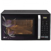 Lg Mc2146Bp 21 Litre Convection Floral Patern