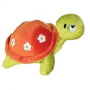Green Sea Turtle with Orange Shell 8 by Aurora