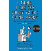I Think I Can See Where You're Going Wrong by Marc Burrows