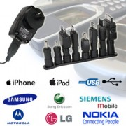 Universal Mobile Phone Charger